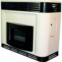 Lampart Gála Elegance 30 K 4,1 kW Kéményes gázkonvektor
