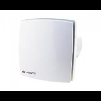 Vents 100 LDTHL Zárt előlappal szerelt dekor ventilátor (fehér) Időkapcsolóval, Páraérzékelővel és Golyóscsapággyal