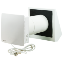 Vents Twin Fresh Comfo RA1-35 Hővisszanyerős Szellőztető Ventilátor