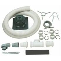 Bosch AZB 665 Flexibilis égéstermék-elvezető készlet