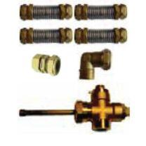Immergas Csatlakozó készlet 4 darab ES1V/2,0S kollektorhoz