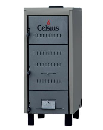 Celsius 29-34 Szilárdtüzelésű Kazán 34 kW