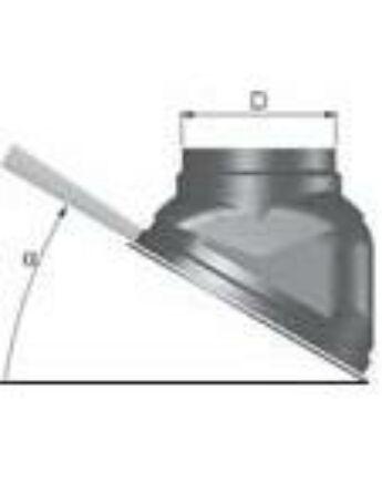 Tricox Ferde tető borítás téglavörös 150mm