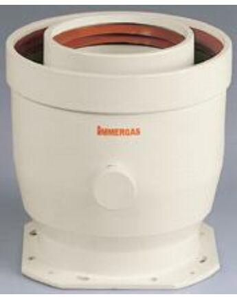 Immergas Ø 80/125 mm-es kondenzvíz ellenőrző, induló idommal