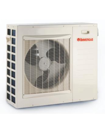 Immergas AUDAX Top 8 ErP Kompakt levegő-víz hőszivattyú