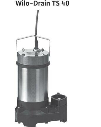 Wilo -Drain TS 40/14-A (1~230 V)